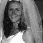 Bride with Frill Tiara 2
