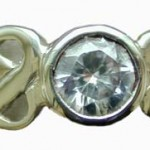 Celtic CZ ring
