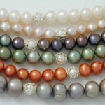 Heavenly Pearls - new necklace colours