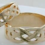 Pair of Celtic Rings
