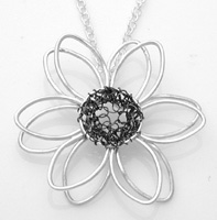 Web wee flower plain chain